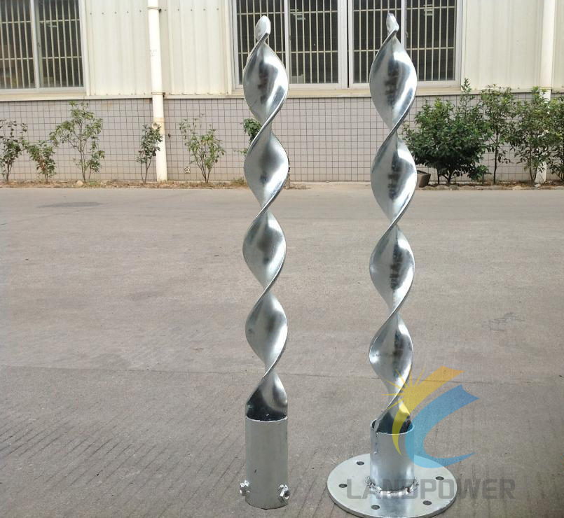 spiral ground screw